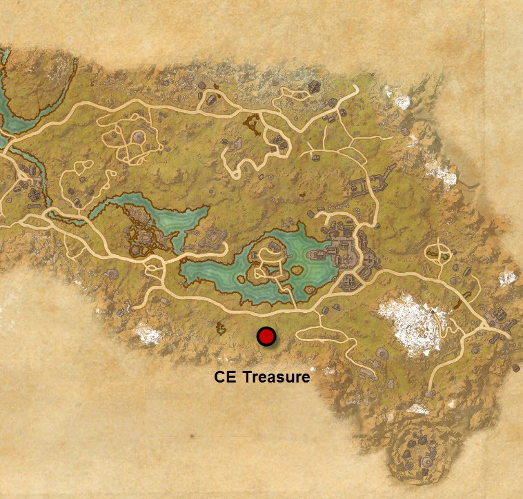 eso how to buy treasure map