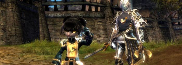 GW2 Megaserver: Guilds and the Future