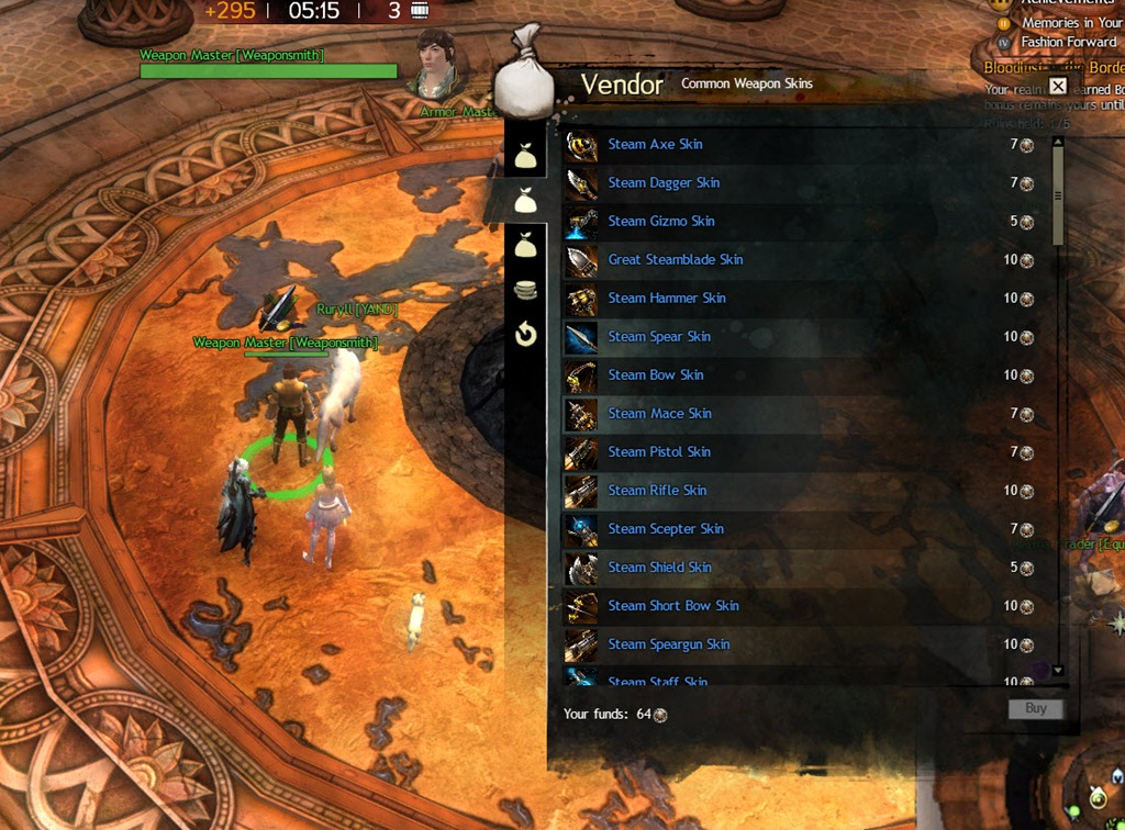 gw2 how to make gold in wvw