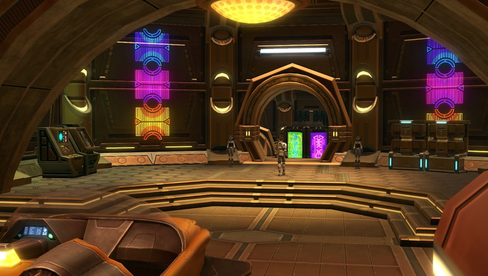 Swtor Nar Shaddaa Sky Palace Video Trailer Dulfy