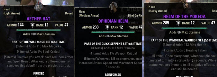 ESO Aetherian Archive Trial Loot List