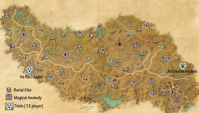 eso-craglorn-map-marked