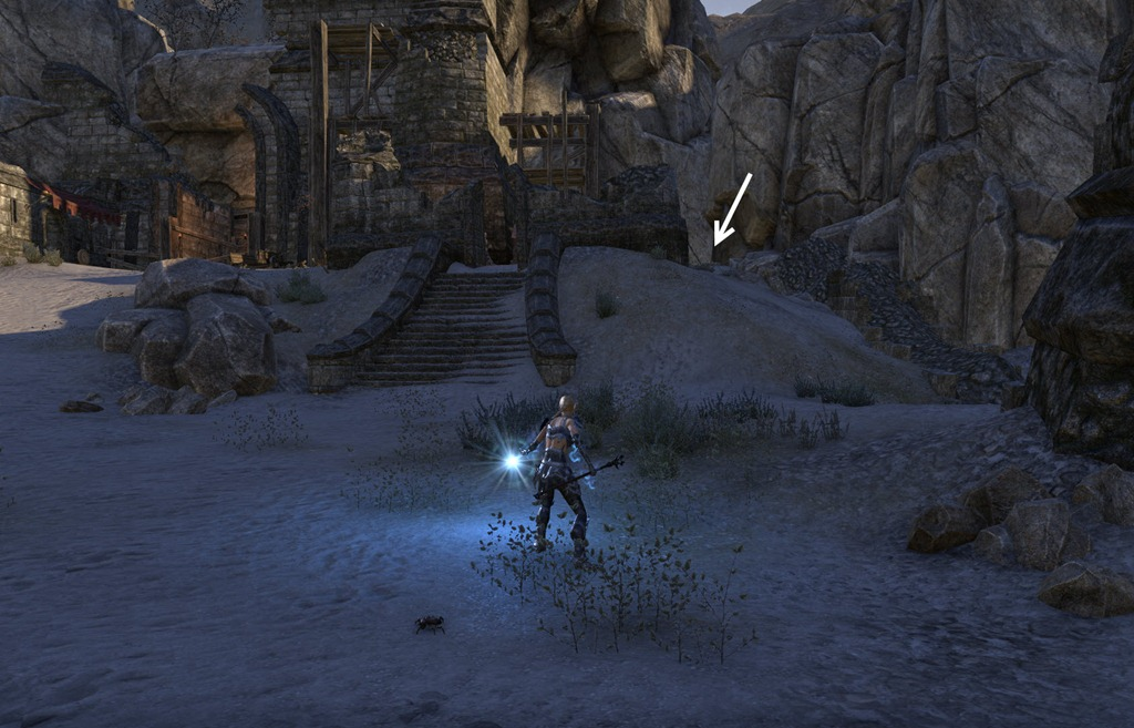 eso how to get to craglorn