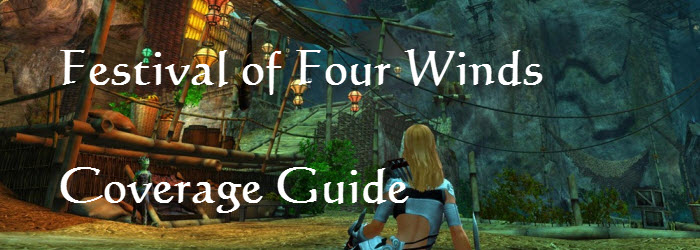 GW2 Festival of Four Winds Patch Coverage Guide