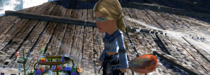 GW2 Lute and Bobblehead Laboratory in Gemstore