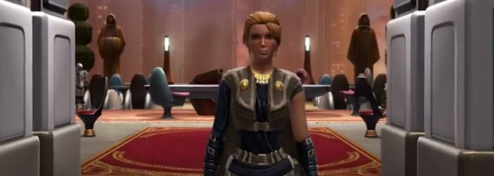 SWTOR Coruscant Skyrise Apartment Video