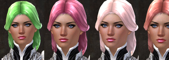 GW2 Gallery of New Hair and Eye Colors