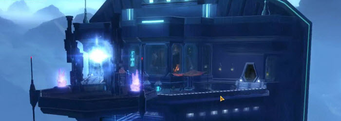SWTOR Galactic Living Dromund Kaas Livestream Notes