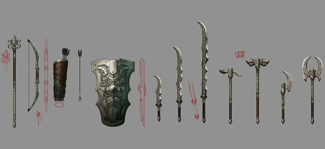 eso-kothringi-weapon-set
