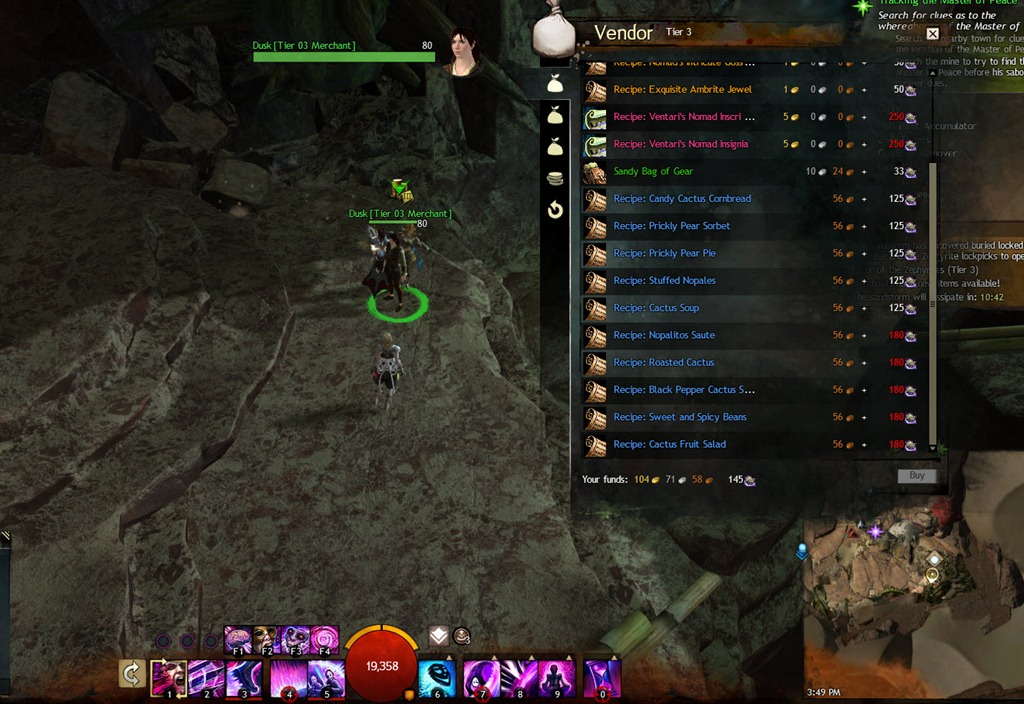 Gw2 new chef recipes in dry top dulfy gw2 dry top food vendors forumfinder Gallery