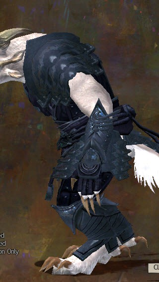 Gw2 Shadow Assassin Outfit In Gemstore Dulfy
