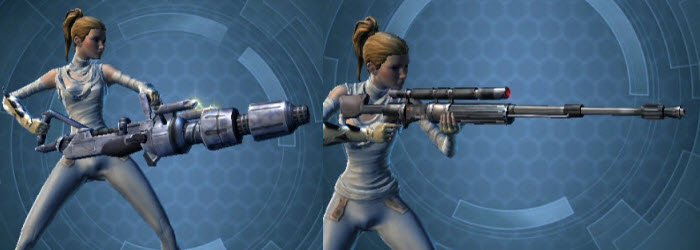 SWTOR Stronghold Pack Reputation Vendor Items
