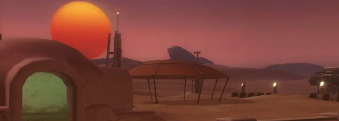 SWTOR Tatooine Homestead Trailer