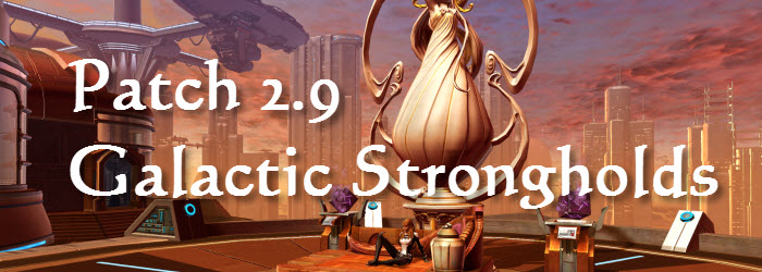 SWTOR Patch 2.9 Coverage Guide