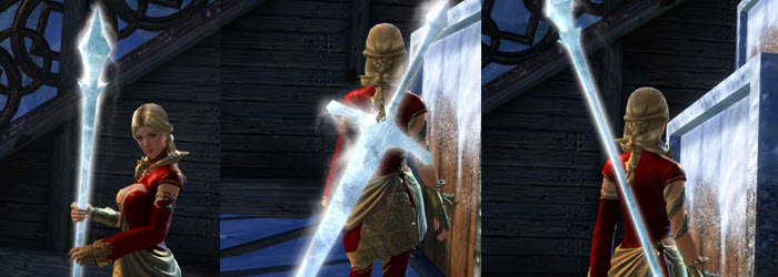 GW2 Chaos Weapon Skins Gallery