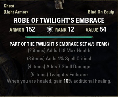 Crafting Guide Eso Endgame Gear