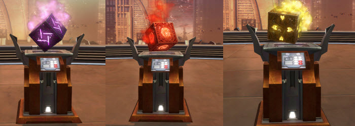 SWTOR Heroic Missions for Datacron Decoration farming