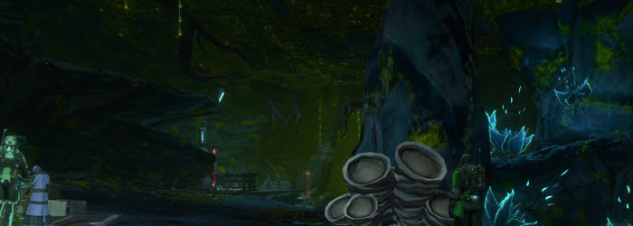 SWTOR THORN Rakghoul Resurgence event guide