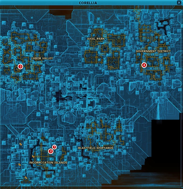 swtor the black hole map - photo #12