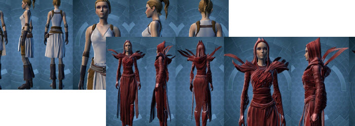 SWTOR Architect's Stronghold Pack Preview