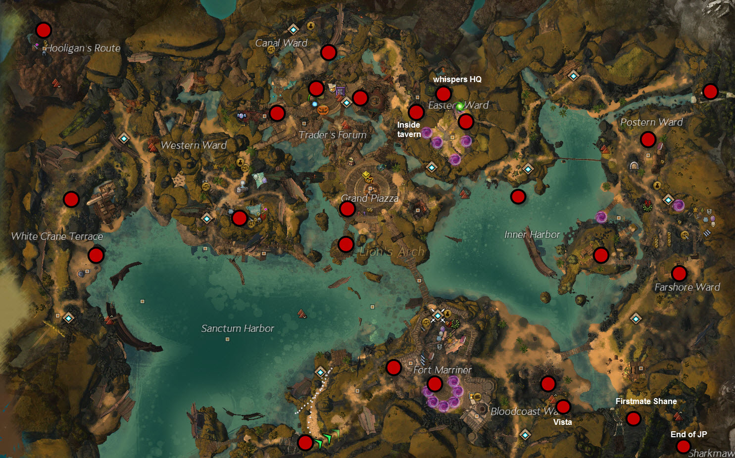 gw2 map with Gw2 Pumpkin Carving Blood And Madness 2014 Achievement Guide on Guild Wars 2 First Level 80 Player Spotted also Watch moreover Watch likewise Watch as well Damascus Syria Map.
