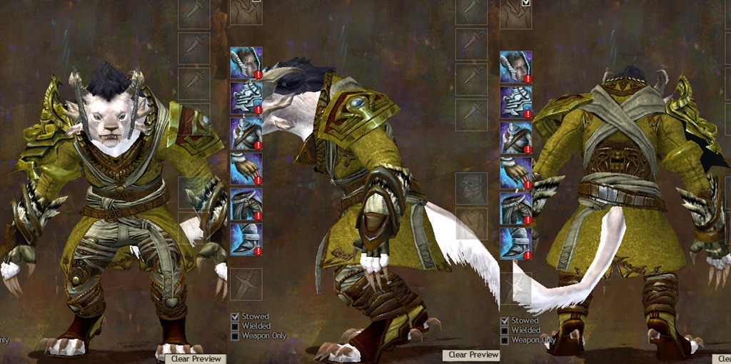 Gw2 Carapace And Luminescent Armor Sets Dulfy