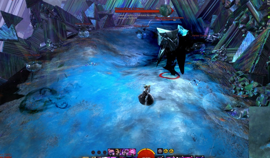Gw2 Exposed Weakness Echoes Of The Past Achievement