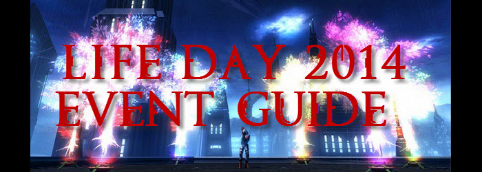 SWTOR 2014 Life Day Event Guide
