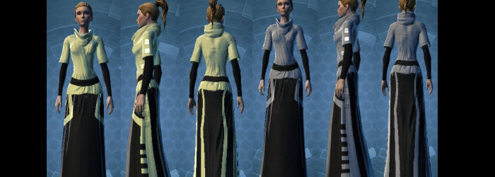 SWTOR 3.0 New Artificer Dyes