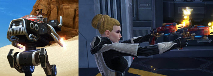 SWTOR PvP Season 3 Rewards Gallery
