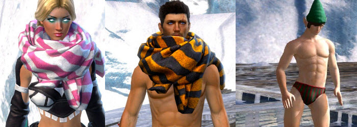 GW2 Gemstore Update–Scarf, Minis and Reap-r-Tron