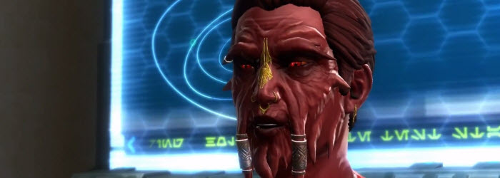 SWTOR Shadow of Revan Story Cutscenes