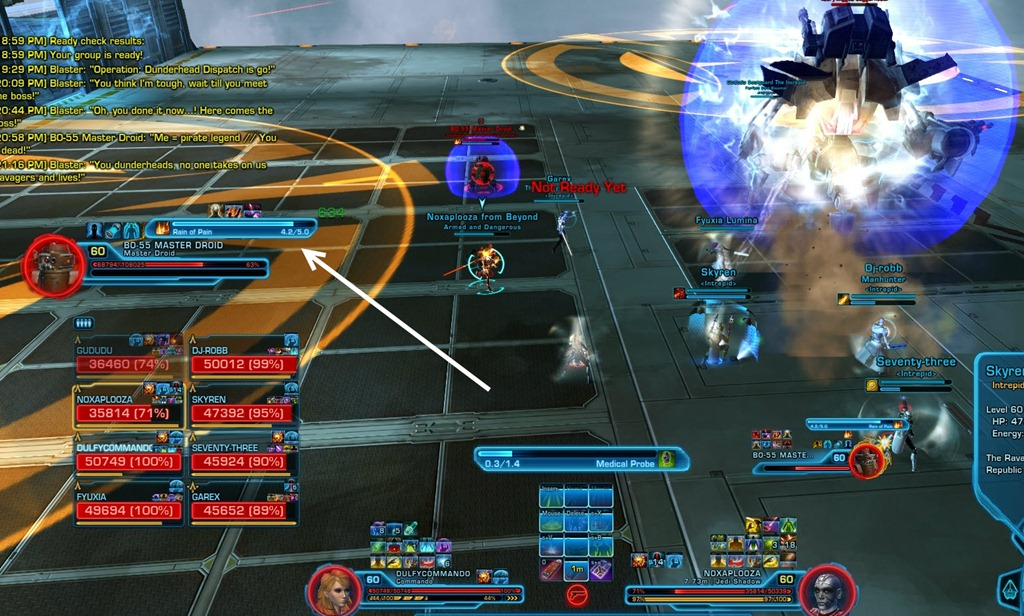 Swtor Master And Blaster Ravager Operation Guide 79jpg