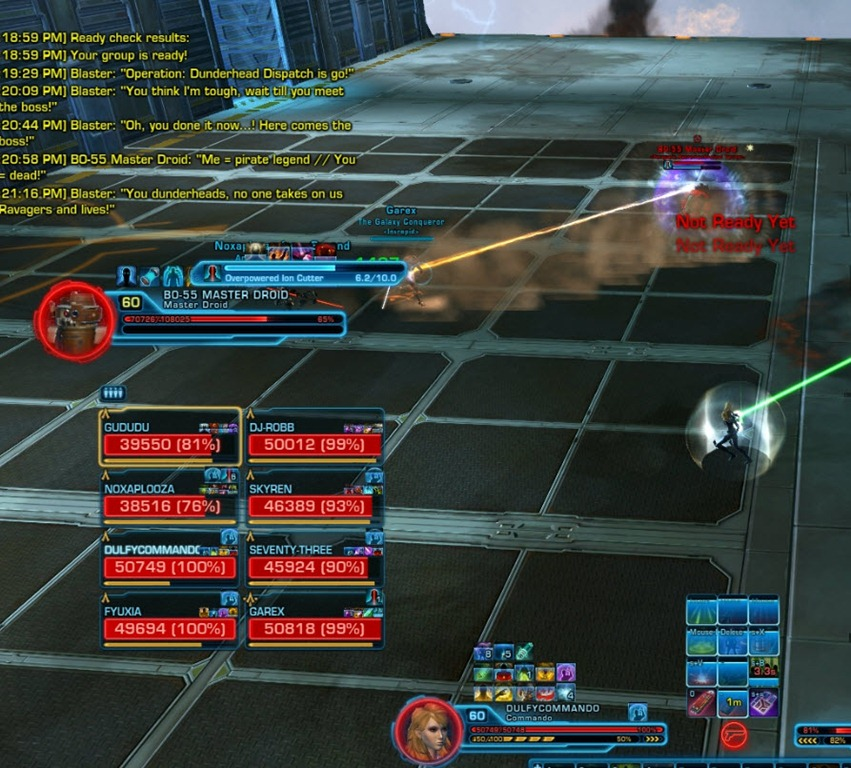 Swtor Master And Blaster Ravager Operation Guide 8
