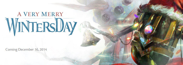 GW2 Wintersday 2014 Coverage Guide