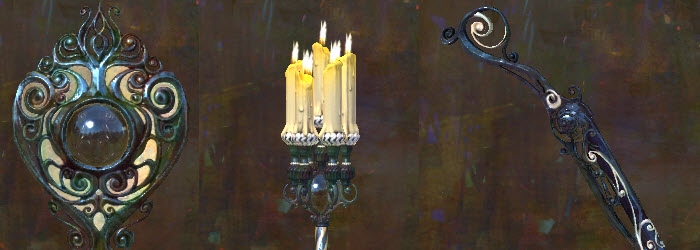 GW2 Wintersday 2014 Weapons Gallery