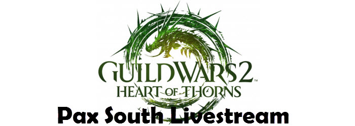 GW2 Heart of Thorns Pax South Livestream Expansion Details