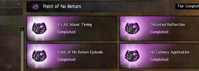 GW2 Point of No Return Living Story Achievements Guide