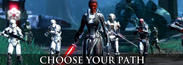 SWTOR Teases Choose Your Path Video for Tomorrow
