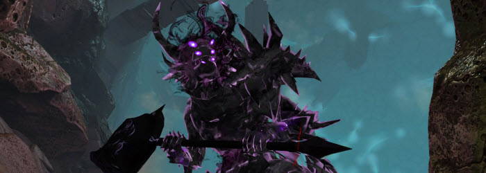 GW2 Revenant:The Master of the Mists