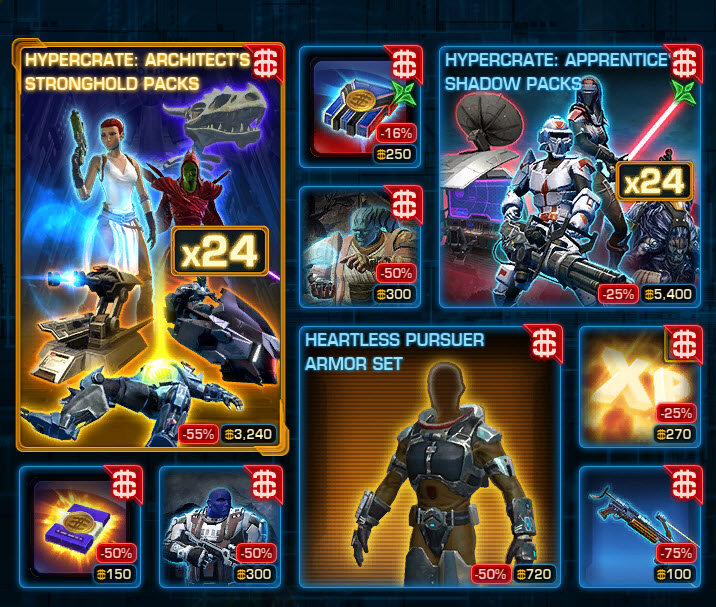 How to use Star Wars: The Old Republic promo codes. Go to unbywindow.tk then select the items you wish to purchase and add them to your shopping cart.; Find a promo code on this page. Click to open the code, then click