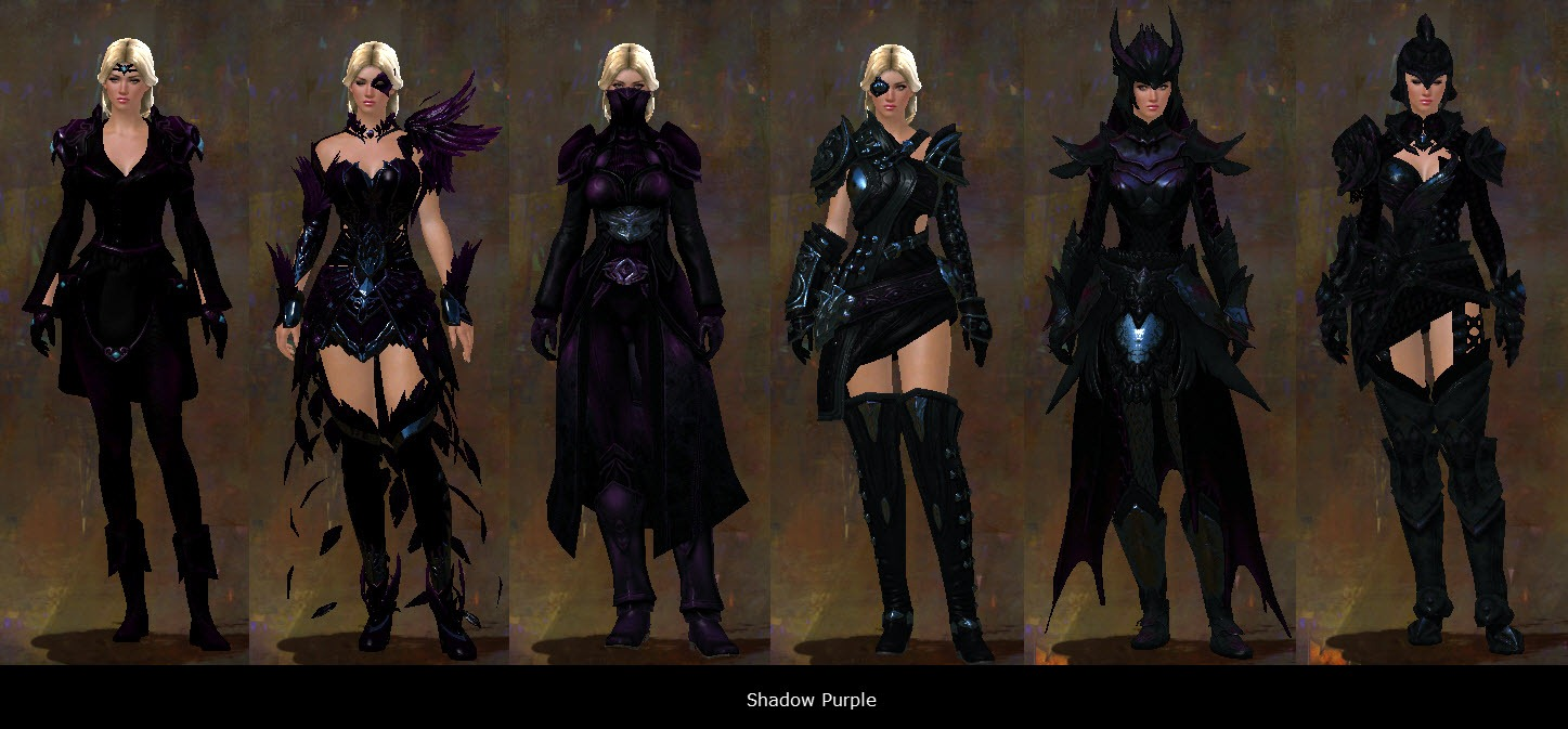 how to get black dye guild wars 2
