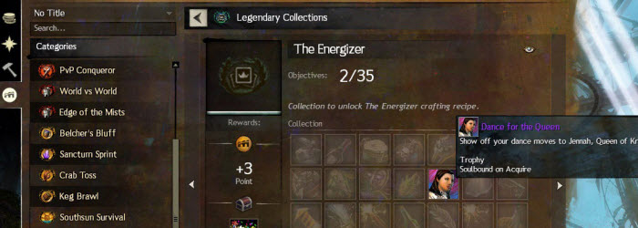GW2 Precursor Crafting and New Legendaries in HoT