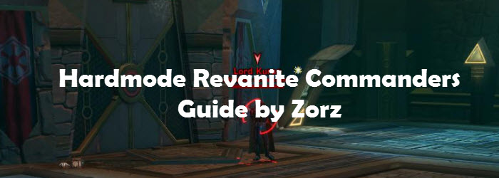 SWTOR Hardmode Revanite Commanders TOS Operation Guide by Zorz