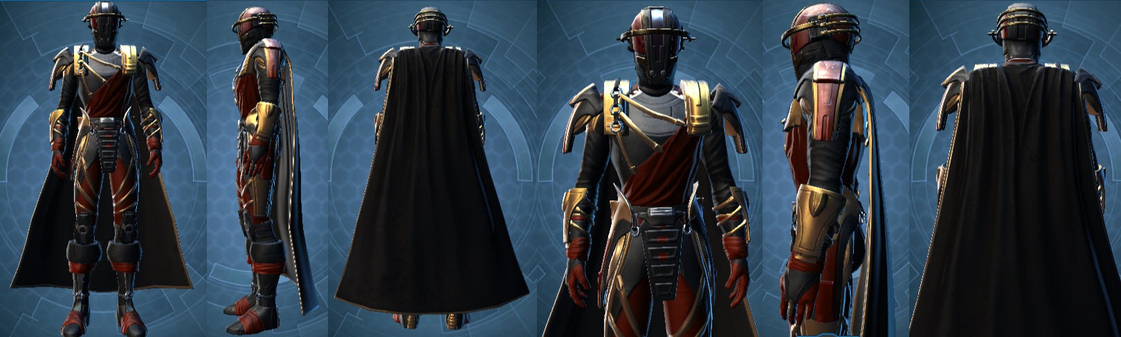 Swtor Masters Shadow Pack Preview Dulfy