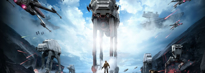 Star Wars Battlefront Trailer released