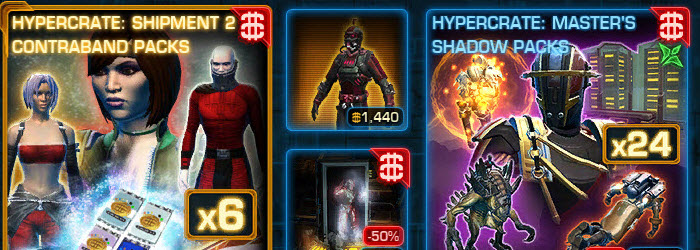 SWTOR CM weekly sales for April 7 – 14