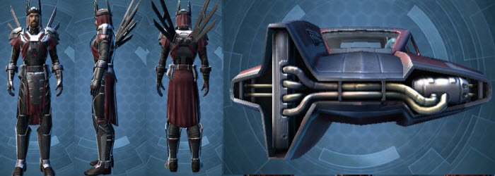 SWTOR Mid Rim Explorer's Pack Preview