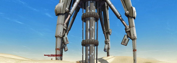 SWTOR Rakghoul Resurgence returns to Tatooine until July 7