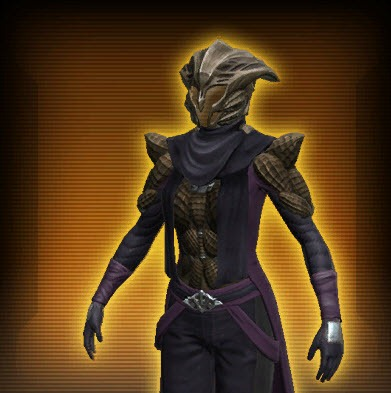 how to get the remnant underworld trooper set swtor